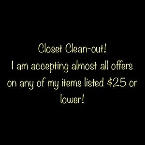 Dresses & Skirts - Closet Clean-out!
